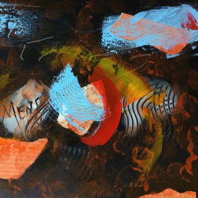 Ingrid Studer FineArt | Kreativ-Tag | Kursteilnehmer | Silvia G.