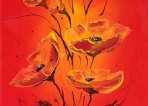 Ingrid Studer Fineart | Blumen | Mohn ll