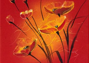 Ingrid Studer Fineart | Blumen | Mohn lll