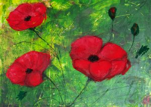 Ingrid Studer Fineart | Blumen | Red Flowers