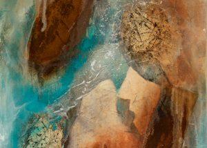 Ingrid Studer Fineart | Abstrakte Malerei | Angel