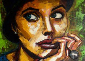 Ingrid Studer Fineart | Portraits | Angelina