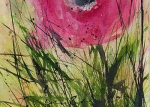 Ingrid Studer Fineart | Blumen | Blume im Feld