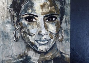 Ingrid Studer Fineart | Portraits | Halle Berry