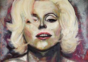 Ingrid Studer Fineart | Portraits | Marilyn