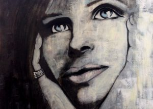 Ingrid Studer Fineart | Portraits | Streisand