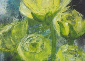 Ingrid Studer FineArt | Blumen | Yellow Star